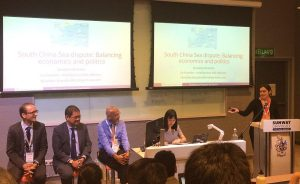 Harvard Program for Asian and International Relations Conference – Special Panel Guest