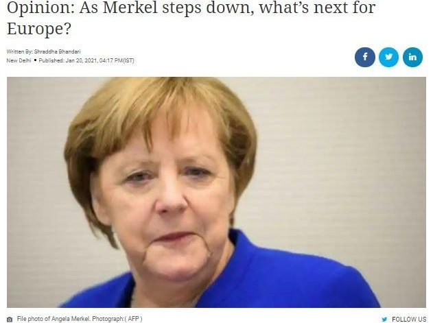 As Merkel steps down, what's next for Europe?