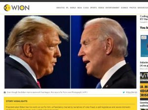 US Presidential Elections: Reflections of an outside observer