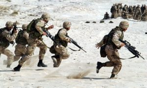 US withdrawal from Afghanistan: A geo-political threat assessment