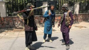 US withdrawal from Afghanistan: Will anything collapse?
